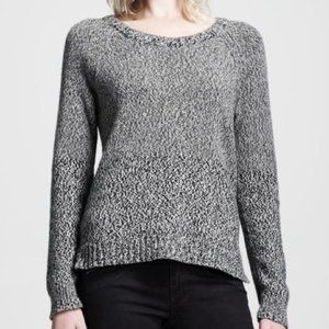 Rag & Bone Claire Heathered Knit Pullover